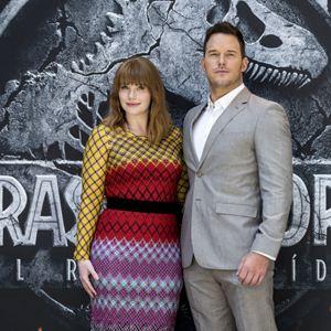 Jurassic World 2: Das gefallene Königreich : Vignette (magazine) Bryce Dallas Howard, Chris Pratt