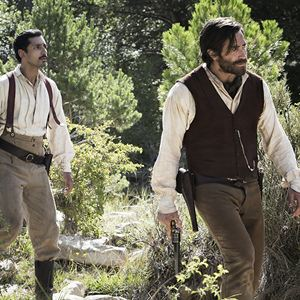 The Sisters Brothers : Bild Jake Gyllenhaal, Riz Ahmed