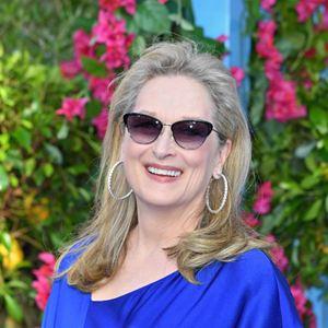 Mamma Mia 2: Here We Go Again : Vignette (magazine) Meryl Streep