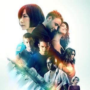 Sense8 : Kinoposter