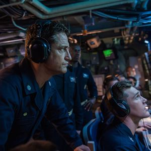 Hunter Killer : Bild Gerard Butler