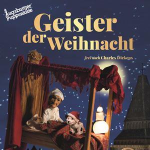 Geister der Weihnacht - Augsburger Puppenkiste : Kinoposter