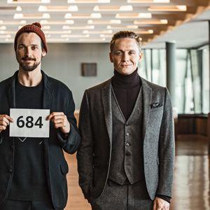 100 Dinge : Bild Florian David Fitz, Matthias Schweighöfer