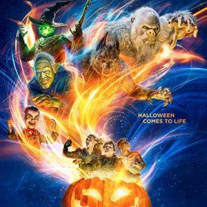 Gänsehaut 2: Gruseliges Halloween : Kinoposter