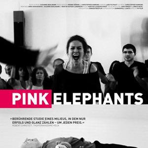 Pink Elephants : Kinoposter
