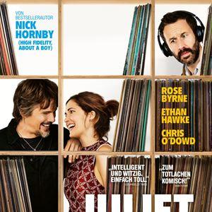 Juliet, Naked : Kinoposter