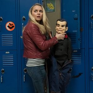 Gänsehaut 2: Gruseliges Halloween : Bild Madison Iseman