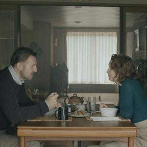 Bild Lesley Manville, Liam Neeson