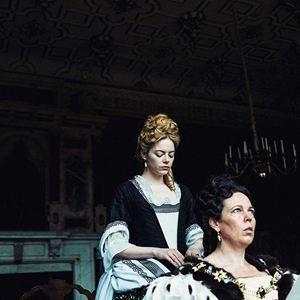 The Favourite - Intrigen und Irrsinn : Bild Emma Stone, Olivia Colman