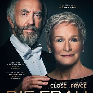 Die Frau des Nobelpreisträgers : Kinoposter