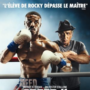 Creed II – Rocky's Legacy : Kinoposter