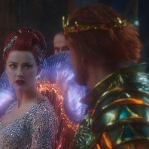 Aquaman : Bild Amber Heard