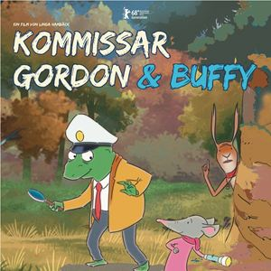 Kommissar Gordon & Buffy : Kinoposter