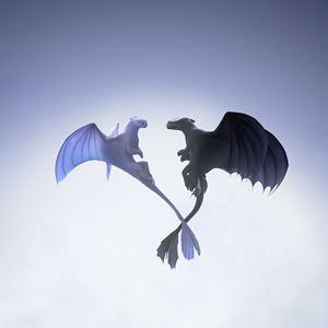 Drachenzähmen leicht gemacht 3: Die geheime Welt : Bild