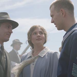 Flucht aus Leningrad : Bild Andrey Mironov, Gela Meskhi, Maria Melnikova