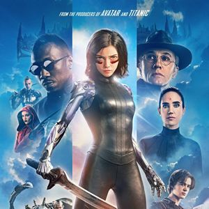 Alita: Battle Angel : Kinoposter