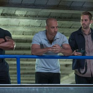 Fast & Furious 6 : Bild Dwayne Johnson, Paul Walker, Vin Diesel