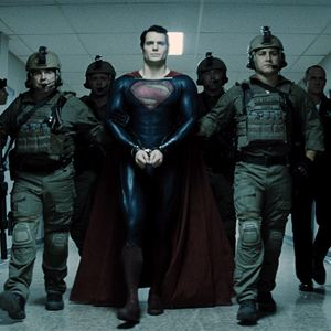 Man Of Steel : Bild Henry Cavill