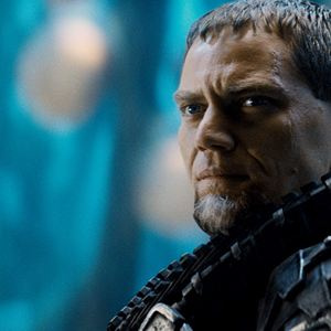 Man Of Steel : Bild Michael Shannon