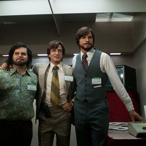 jOBS - Die Erfolgsstory von Steve Jobs : Bild Ashton Kutcher, Dermot Mulroney, Josh Gad