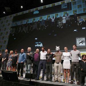 X-Men: Zukunft ist Vergangenheit : Vignette (magazine) Bryan Singer, Ellen Page, Evan Peters, Halle Berry, Hugh Jackman