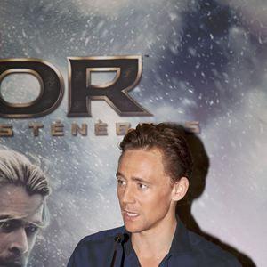 Thor 2 - The Dark Kingdom : Vignette (magazine) Tom Hiddleston