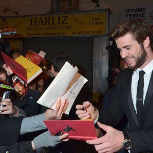 Die Tribute von Panem 2 - Catching Fire : Vignette (magazine) Liam Hemsworth