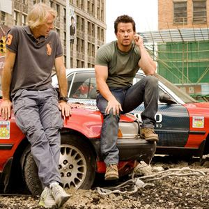 Transformers 4: Ära des Untergangs : Bild Mark Wahlberg, Michael Bay