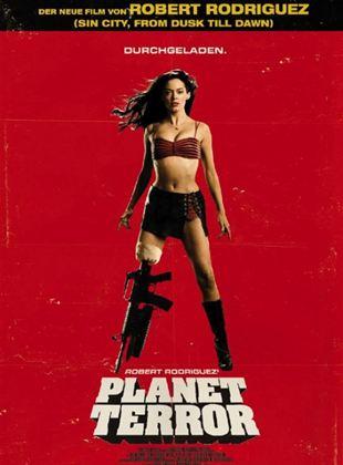 Planet Terror VoD