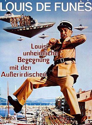 Louis' unheimliche Begegnung mit den Außerirdischen