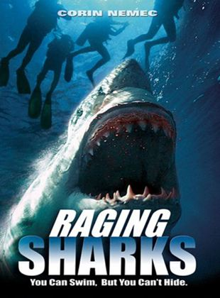 Raging Sharks - Killer aus der Tiefe