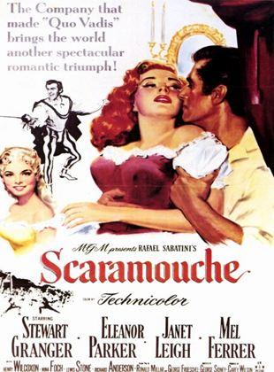 Scaramouche - Der Mann mit der Maske