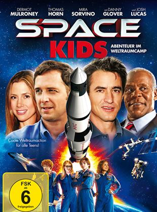 Space Kids - Abenteuer im Weltraumcamp