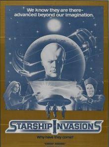 Die Invasion der Raumschiffe
