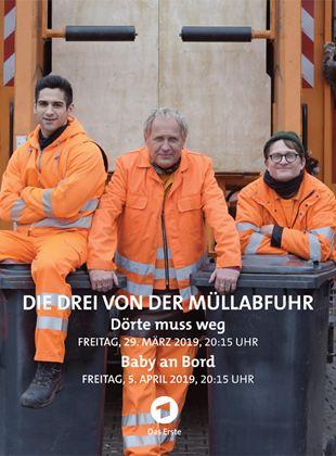 Die Drei von der Müllabfuhr: Baby an Bord