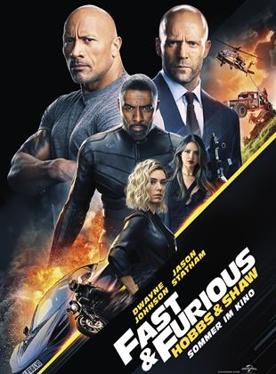 Fast & Furious: Hobbs & Shaw VoD