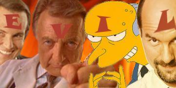Die besten bösen Serien-Bosse