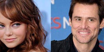 Skurril: Jim Carrey schickt Liebesbotschaft an Emma Stone