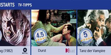 Die siham.net-TV-Tipps (21. bis 27. Oktober)