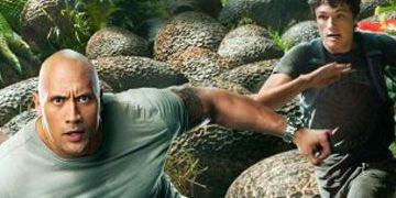 """""""Die Reise zur geheimnisvollen Insel"""": Erster deutscher Trailer zum Fantasy-Abenteuer mit """"The Rock"""""""