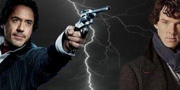 Sherlock Holmes Vs. Sherlock Holmes