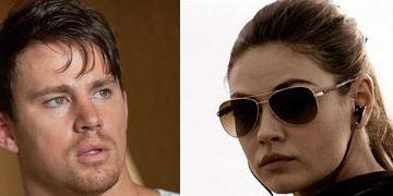 """Channing Tatum und Mila Kunis im Sci-Fi-Streifen """"Jupiter Ascending"""""""
