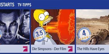 Die FILMSTARTS-TV-Tipps (1. bis 7. Juni)