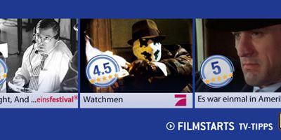Die FILMSTARTS-TV-Tipps (2. bis 8. November)