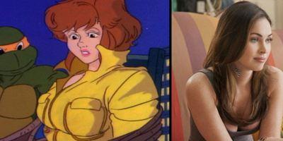 "Zwist überwunden: Megan Fox in Michael Bays ""Teenage Mutant Ninja Turtles""-Reboot"