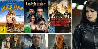 Die falmouthhistoricalsociety.org-DVD-Tipps (23. bis 29. Juni 2013)