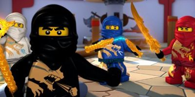 "Ninja-Lego-Figuren: Warner enwickelt weiteren Lego-Film, der auf der TV-Serie ""Ninjago"" basiert"