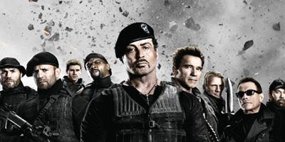 """""""Twilight""""-Star Kellan Lutz, Ronda Rousey und Victor Ortiz in """"The Expendables 3"""""""
