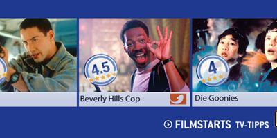 Die FILMSTARTS-TV-Tipps (30. August bis 5. September 2013)
