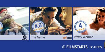 Die FILMSTARTS-TV-Tipps (6. bis 12. September 2013)